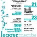 21/2 h. 18 Leggermente a Mirafiori – Letture con Lorenza Zambon da Lezioni di giardinaggio planetario
